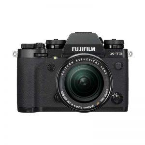 Fujifilm X-T3 NOIR + XF18-55mm