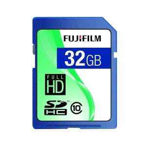 Fujifilm SDHC 32Gb Class 10
